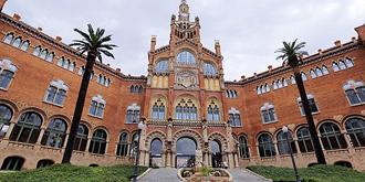 西班牙有个最美医院
