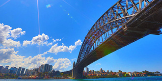 攀爬悉尼大桥是什么样的体验