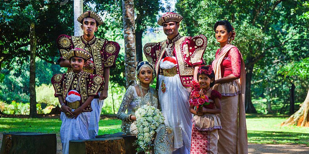 斯里兰卡离婚率几乎为零