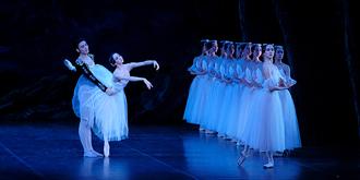 惊艳四座的芭蕾舞剧