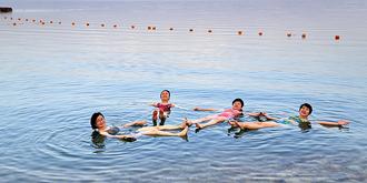 死海,梦寐以求的神奇之旅