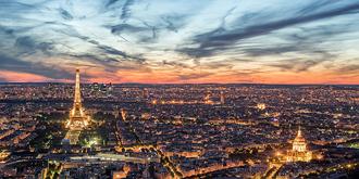巴黎,只需一眼就沉沦