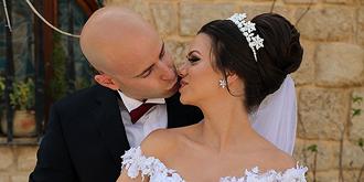 以色列新人追捧的婚纱照圣地