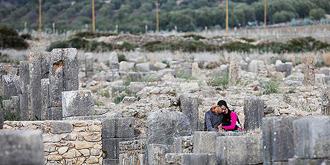 北非最有诗意的古罗马遗迹