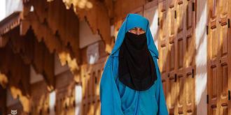摩洛哥人不喜欢摄影师