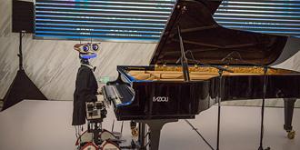世界机器人大会上的新鲜事