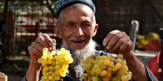 在南疆最大市场买买买