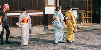 日本仓敷最貌美的地区