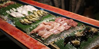 巴厘岛海鲜自助大饱口福