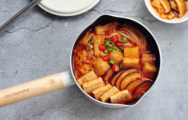 一人食小火锅天凉吃最舒服