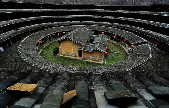 驚嘆!獨一無二的中國古建筑