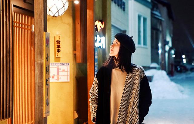 人间风花雪月美、北海道的日式浪漫