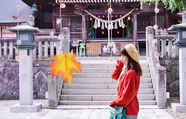 古韵与海风并存,最原始纯净的日本风情