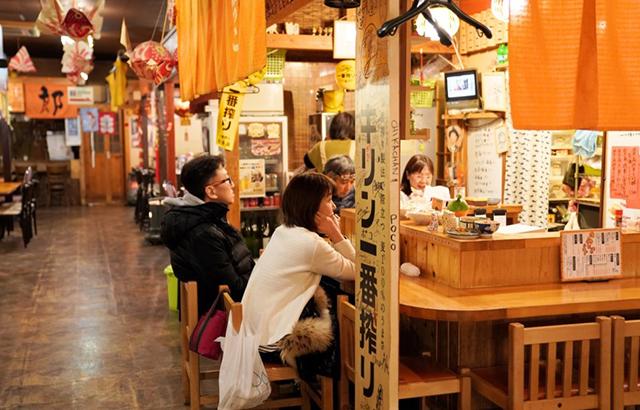 活色生香的日本夜生活,原来在这儿