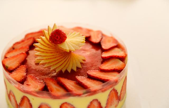 这款蛋糕有魔力,送它的人都表白成功了