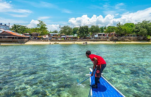 菲律宾顶级潜水胜地,游客坦言刺激