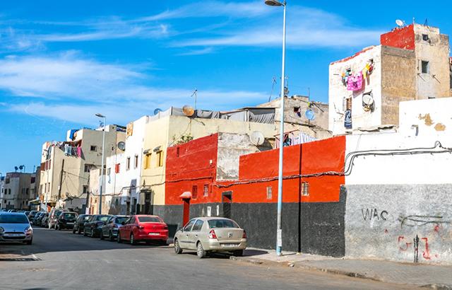 摩洛哥贫富悬殊大,真实的贫民窟令人胆怯