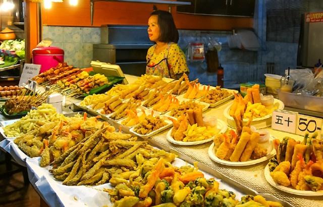亲历:去清莱旅行这些夜市美食值得品尝