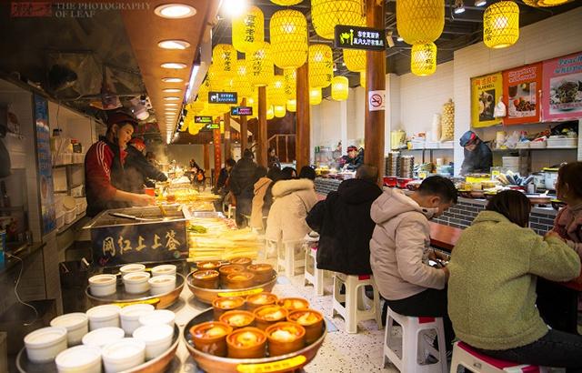 杭州河坊街店铺免费试吃?原来都是套路