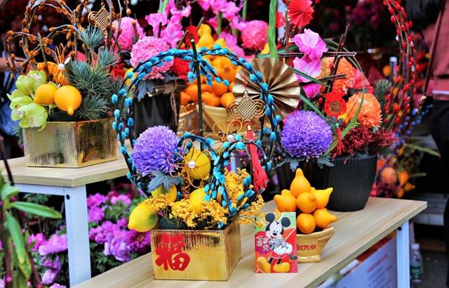 独一无二的民俗景观!实拍广州花市