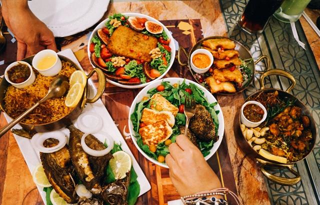 到土豪国卡塔尔旅游,吃什么最有特色