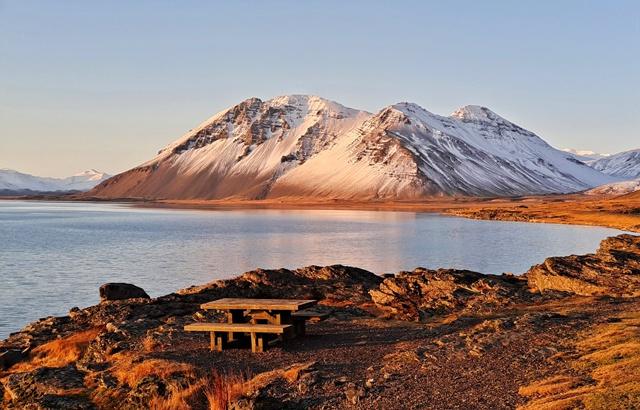 纯净国度冰岛,变幻莫测的无敌风光
