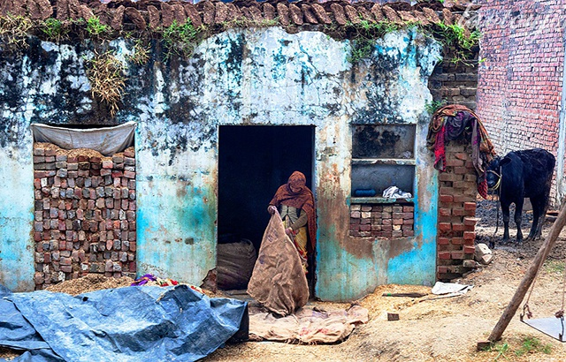 实拍:镜头里真实的印度农村