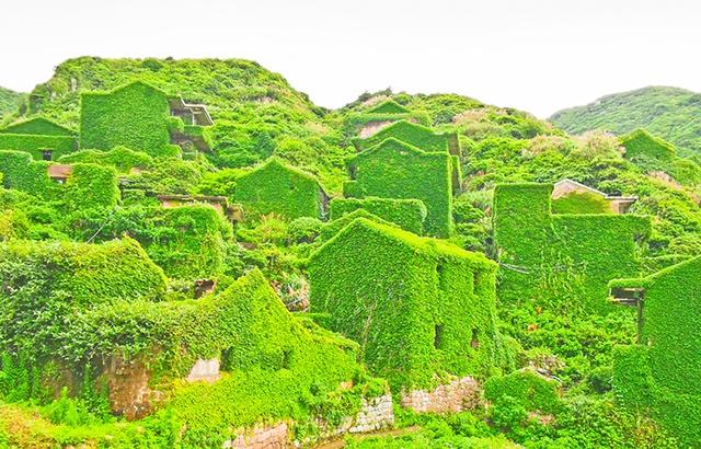 舟山嵊山岛:探秘传说中的绿野荒村