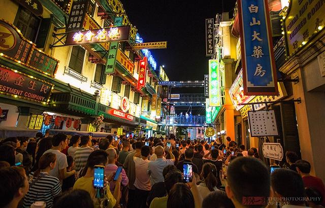 在中国好莱坞,来一场沉浸式体验秀