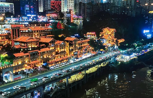 重慶有個地方,被稱為現實版《千與千尋》