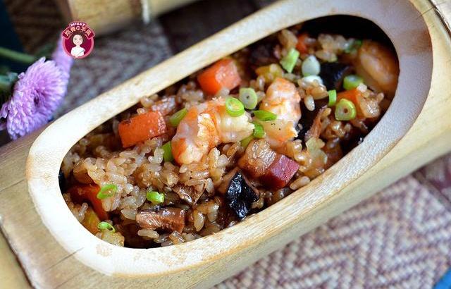 這樣蒸出的米飯,不餓都能吃兩碗