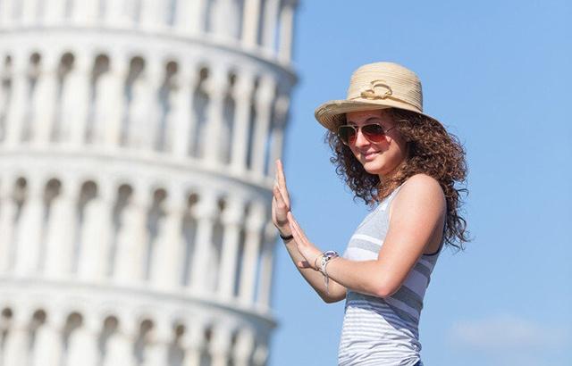 """传说这里是""""意大利拍照三大傻""""第一名"""