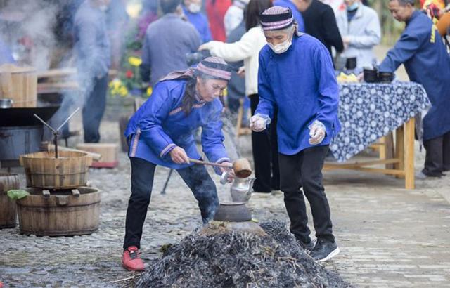 揭秘客家米酒传统工艺,用火烧太神奇