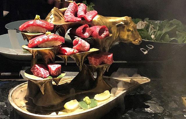 在拉斯维加斯吃一顿高端火锅要花多少钱