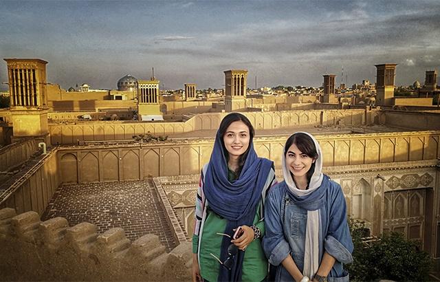 走进伊朗,撩起波斯帝国神秘面纱