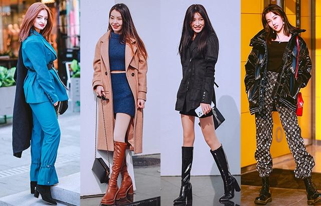 北京街头美女,穿出自己的个人风格