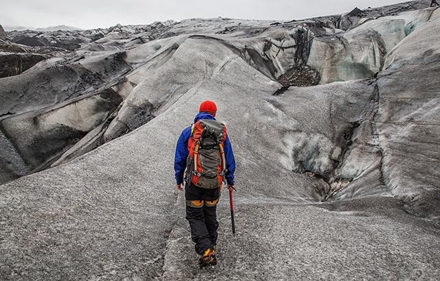 冰岛冰川大冒险,远比电影中精彩