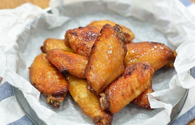 这道蜜汁烤翅吃了不油腻,解馋不长肉