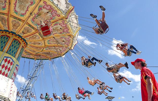 实拍:皇家复活节展,悉尼人都在玩什么