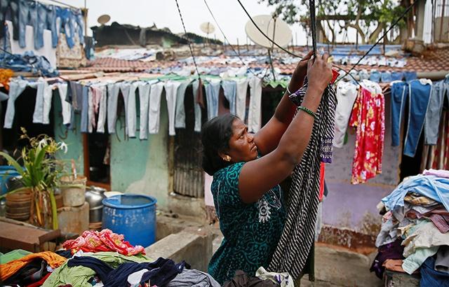 時隔五年,再次探訪孟買千人洗衣場