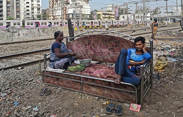 印度达拉维,亚洲最大的贫民窟