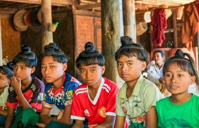 實拍:緬甸鄉村小孩的真實生活
