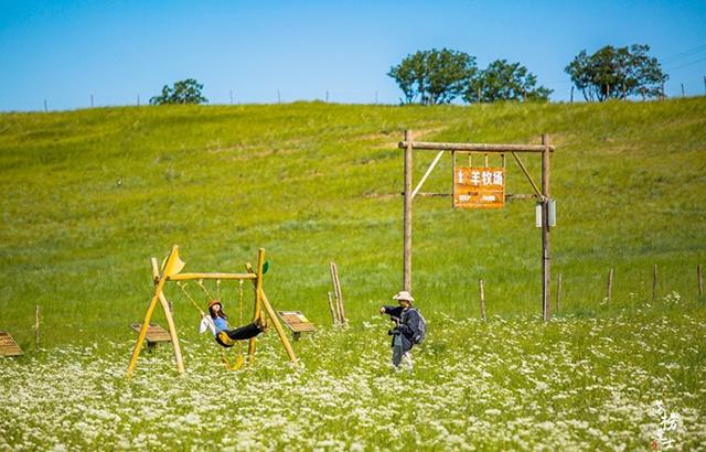內蒙草原新景區,會是下個網紅打卡地嗎