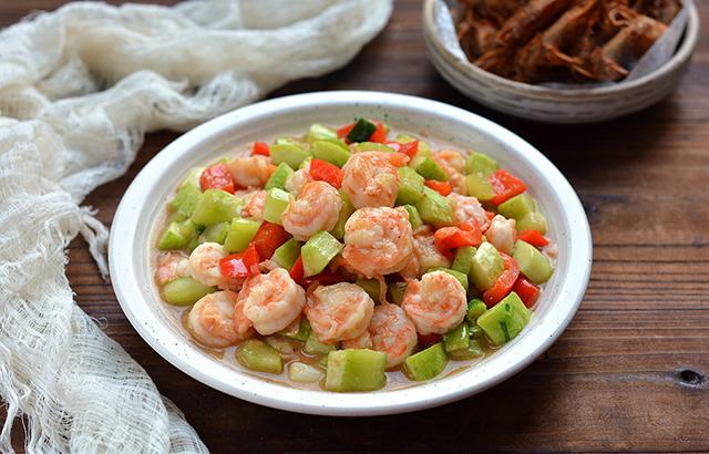 夏天吃肉不如吃虾,清香脆嫩超好吃