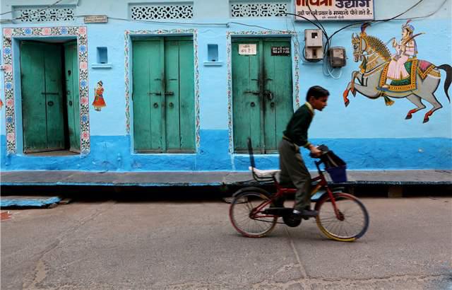 烏代布爾:街頭巷尾到處都是藝術瑰寶