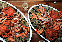人均35欧的海鲜大餐