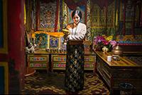 体验藏家民居
