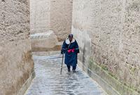 历史最悠久的古堡像迷宫