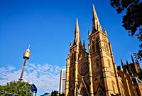 澳大利亚最古老的精神家园