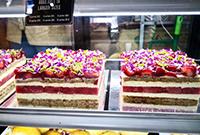 实力派网红店,西瓜做蛋糕